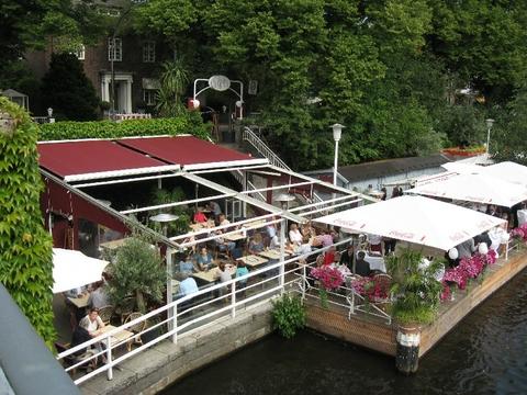 Cafe Leinpfad Hamburg