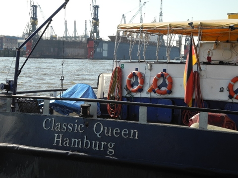 FGS Classic Queen Hamburger Hafen