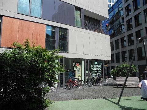 brainery hamburg vormals modern life school innenstadt seminarraum r ume locationpool. Black Bedroom Furniture Sets. Home Design Ideas