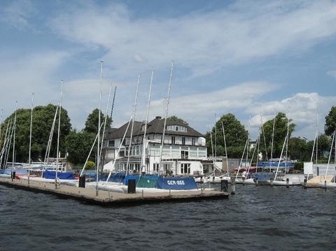 norddeutscher regattaverein hamburg uhlenhorst segel ruderclub locationpool. Black Bedroom Furniture Sets. Home Design Ideas