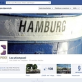 Locationpool auf Facebook