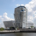 Unilever Hamburg, hinter dem Marco-Polo-Tower